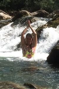 Yoga in den Sommerferien bei Yoga Samiti am Bodensee