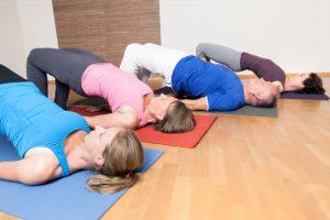 Gesundheitsyoga bei Yoga Samiti