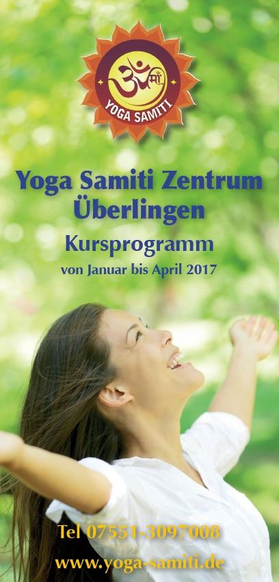 Yoga Samiti Flyer Spring 2017