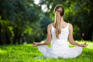 Yoga in Balance