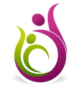 Gesunde Yogapose