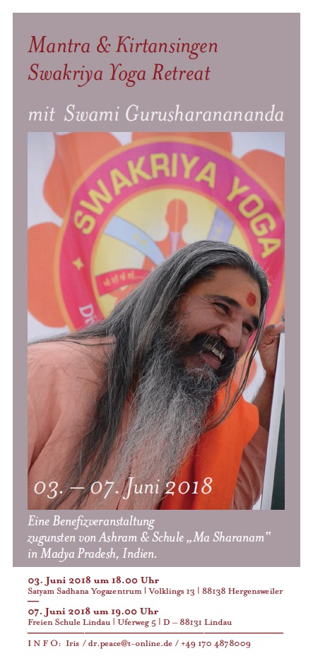Swami Allgäu 2018