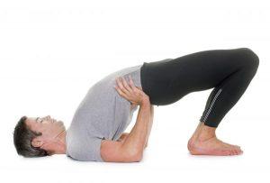 Yoga am Morgen auch für Männner