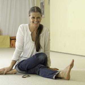 Omkari Zentrumsleiterin von Yoga Samit Überlingen