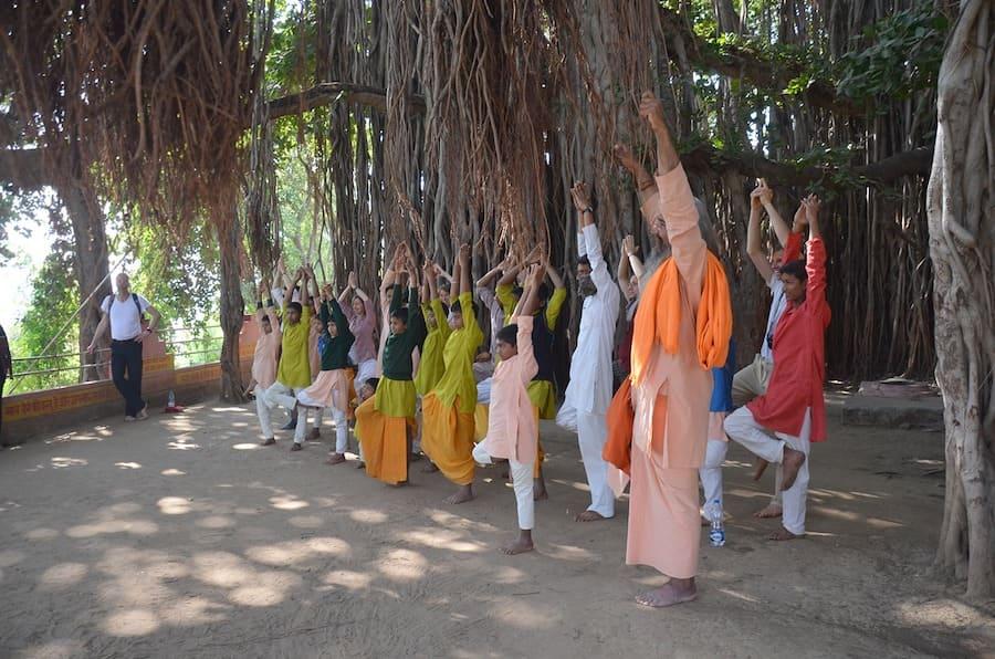 Banyan Baum Dadgru Ashram