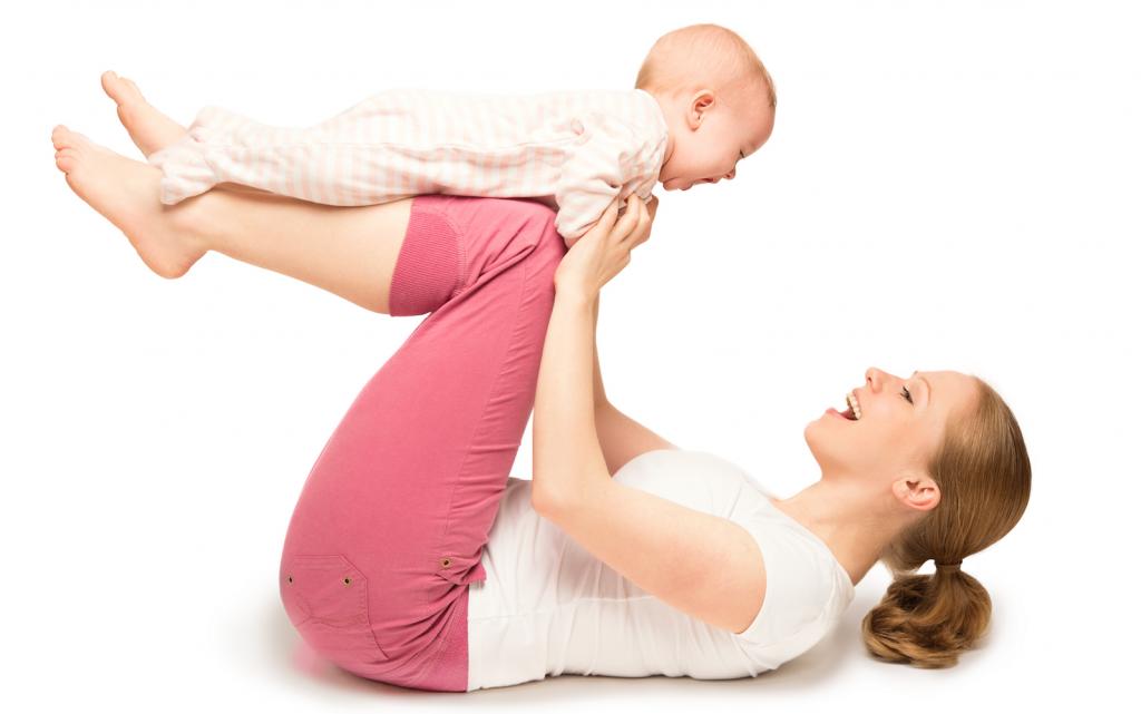 Mutter Baby Rückbildungs Yoga Samiti Überlingen
