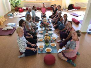 Yogalehrer Ausbildung bei Yoga Samiti Überlingen